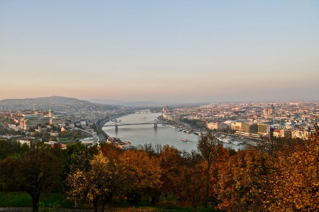 Gellért Hill View