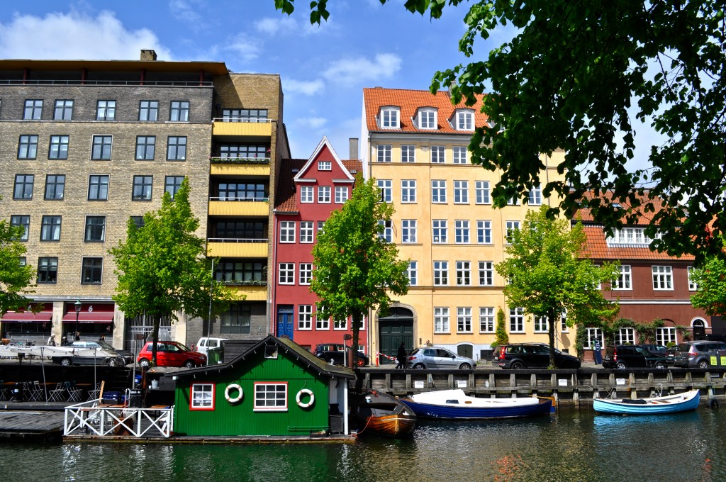 Christianshavn, Copenhague