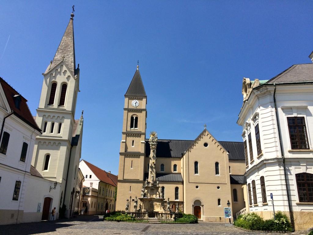 Veszprém Cathedral