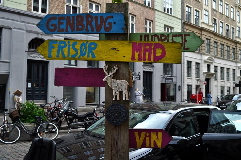Jægersborggade Copenhagen