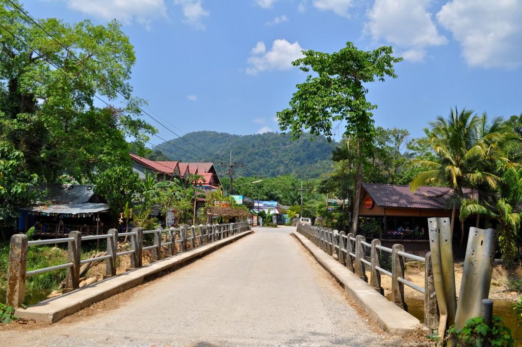 Khao Sok Village, Thailand
