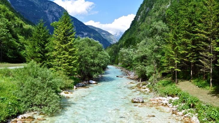 Slovenie Alpes Juliennes