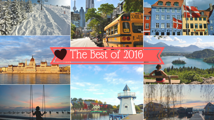Bilan 2016, The Best of 2016