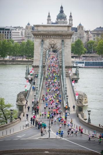 Budapest Half Marathon April 2016