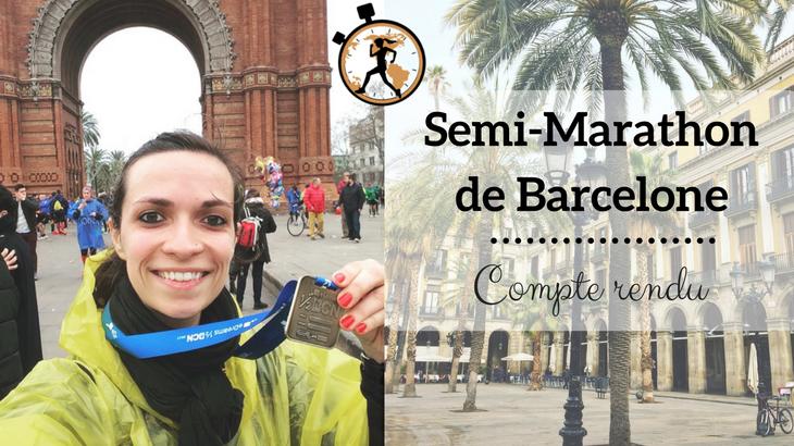 Semi Marathon à Barcelone