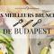 Meilleurs Brunchs, Budapest