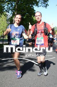 Marathon de Paris 2017 - KM 12