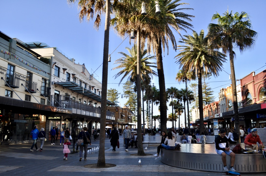 Manly-city