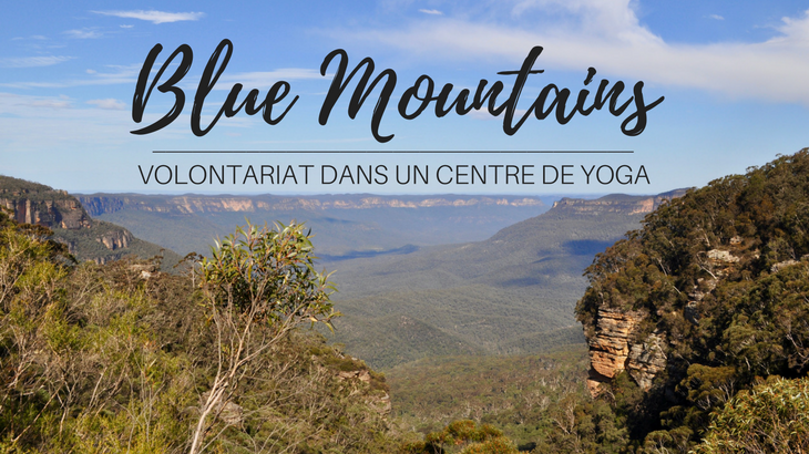 Helpx Yoga Retreat, Blue Mountains, Australia