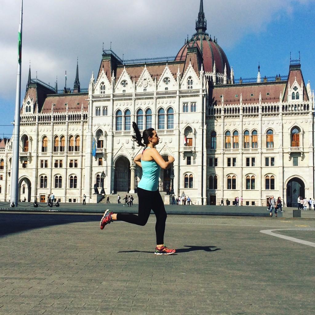 Budapest Running