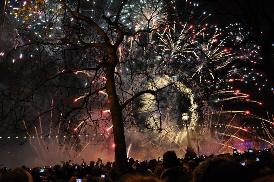 NYE London 2013-2014