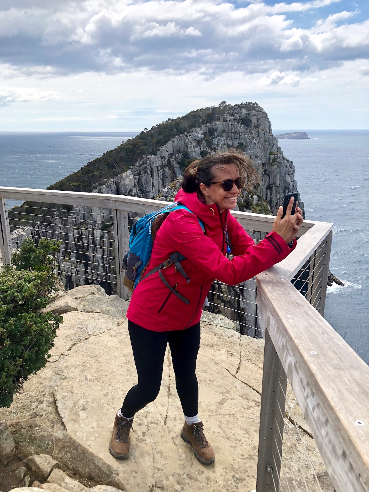 Randonnée Cape Hauy Tasmanie