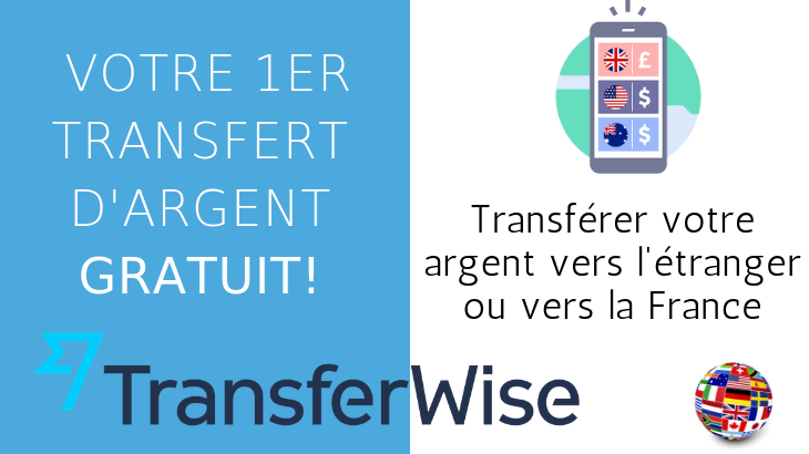 TransferWise Réduction