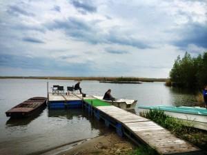 Lac Tisza, Hongrie