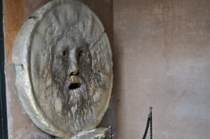 Bocca della Verità, Rome, Italie, Italy