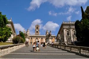 Campidoglio, Rome, Italie, Italy