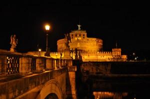 Castel Sant Angelo, Roma, , Italie, Italy
