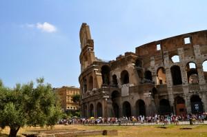 Colosseo, Rome, Roma, Italie, Italy