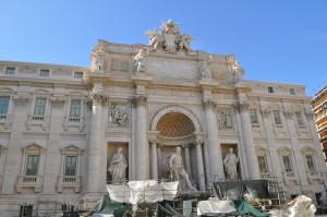 Fontana di Trevi, Rome, , Italie, Italy