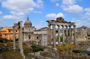 Foro Romano, Rome, Italie, Italy