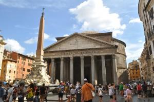 Pantheon, Italie, Italy