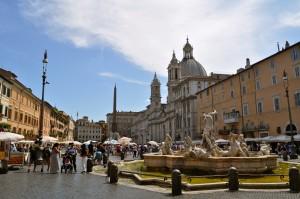 Piazza Navona, Italie, Italy