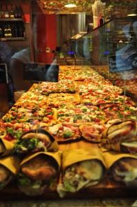 Pizza, Rome, Italie, Italy