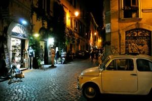 Trastevere, Rome, Italie, Italy