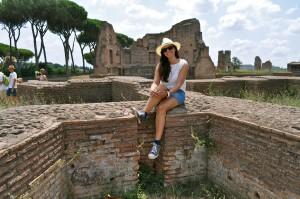 Elo à Rome