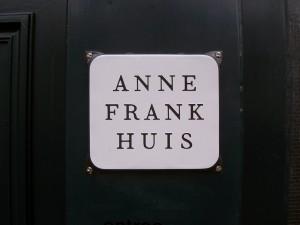 Anne Frank, Amsterdam