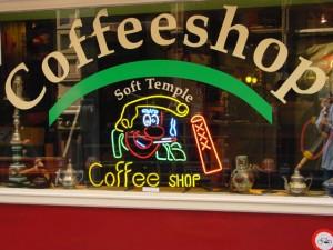 Coffee shop, Amsterdam