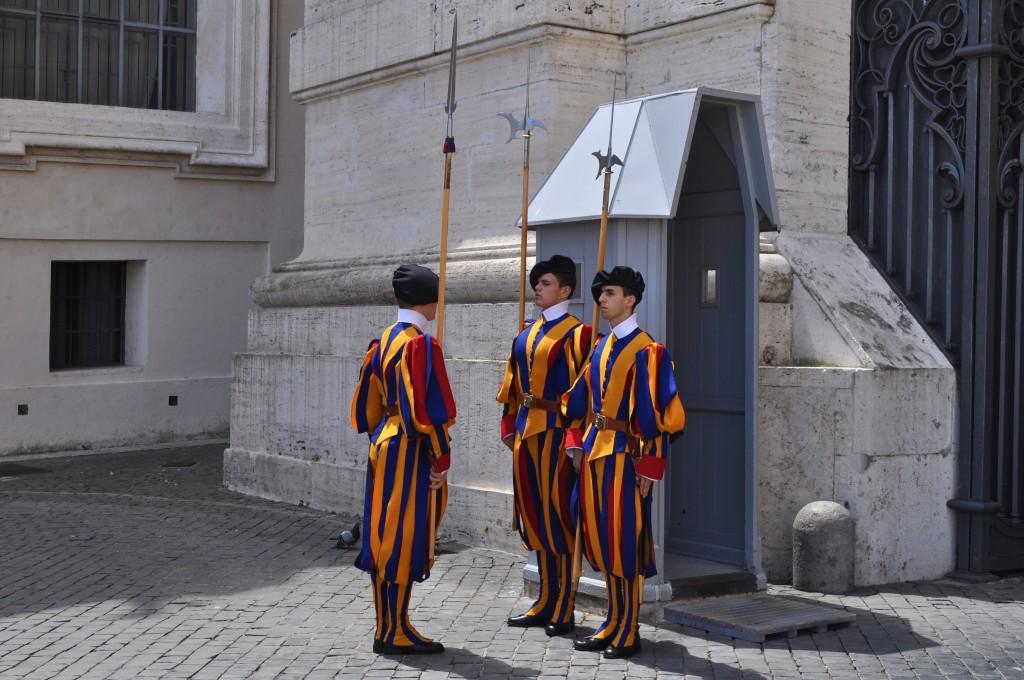 Garde Suisse Vatican