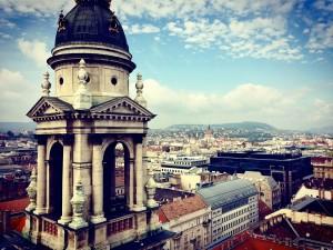 Basilica view, Budapest