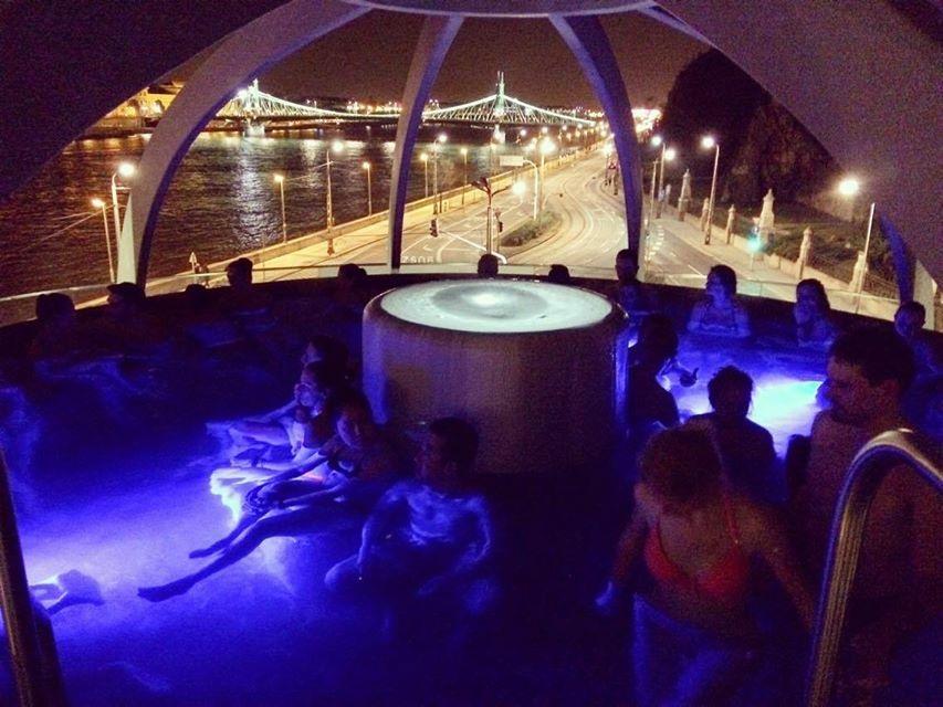 Bains thermaux Budapest, Rudas Baths