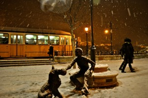 Statues, Budapest