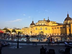 Széchényi Baths, Budapest