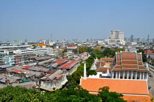 Bangkok view, Thailand