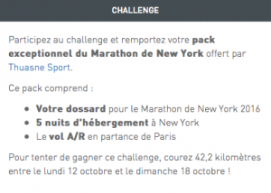 Challenge Marathon NY Running Heroes
