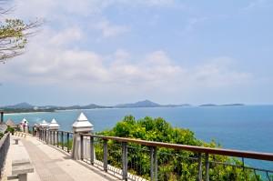 Chaweng beach Ko Samui, Thailand