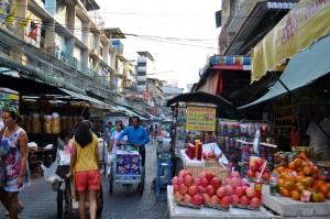 Chinatown Bangkok, Thailand