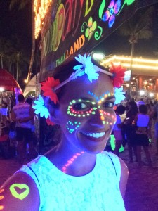 Full Moon Party Ko Pha Ngan, Thailand