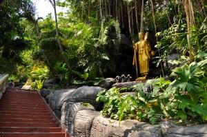 Golden Mountain, Bangkok, Thailand