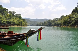 Khao Sok National Park Cheow Lan, Thailand