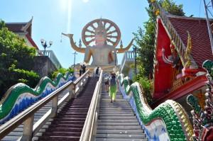 Big Buddha, Ko Samui, Thailand