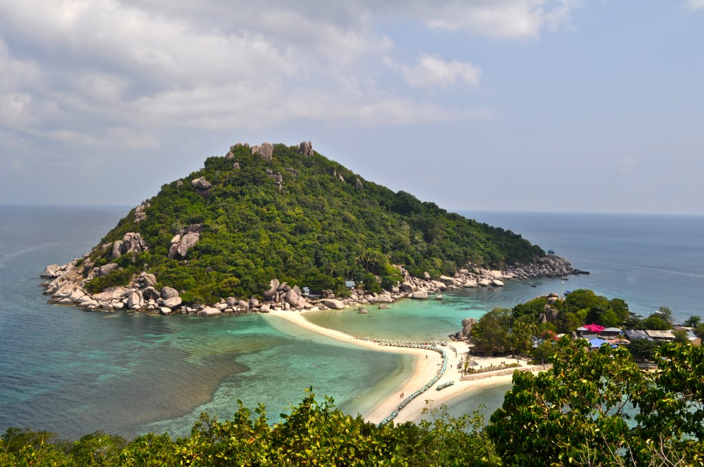 Koh Nang Yuan View Point