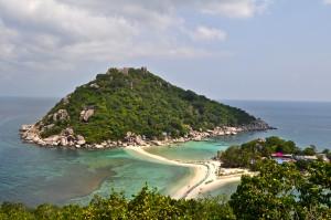 Koh Nang Yuan View Point, Thailand