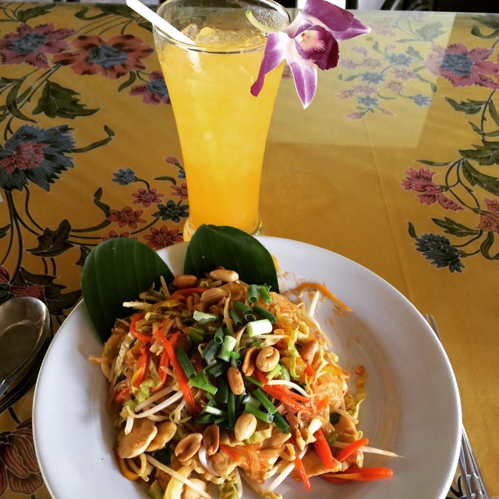 Pad Thai, Khao Sok, Thailand