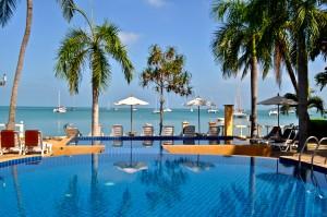 Samui Mermaid Resort, Koh Samui, Thailand