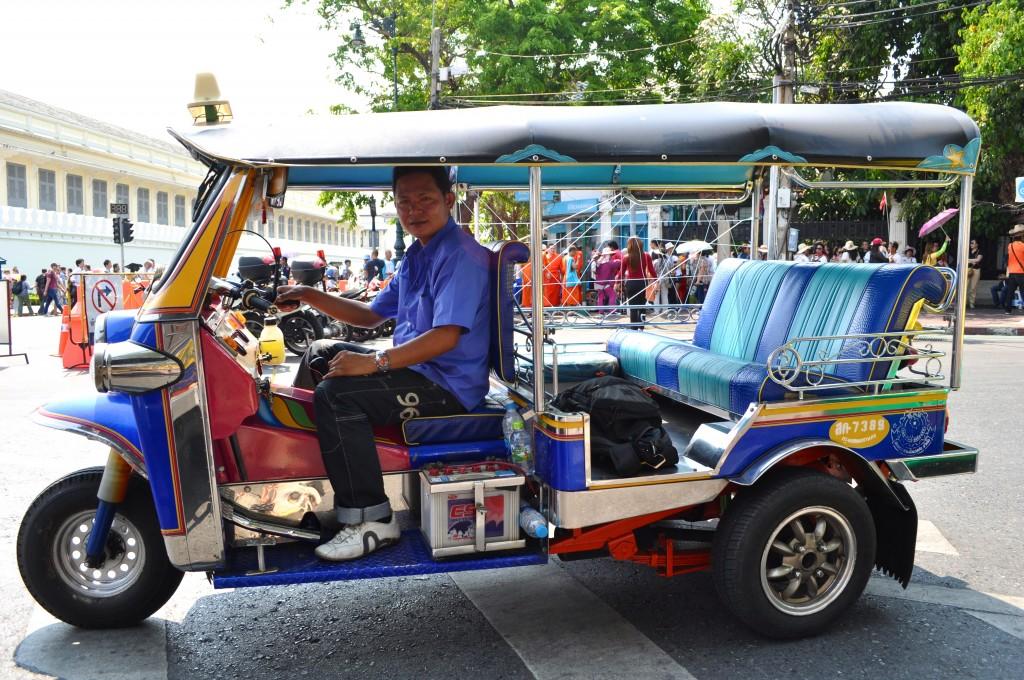 Tuktuk, Bangkok