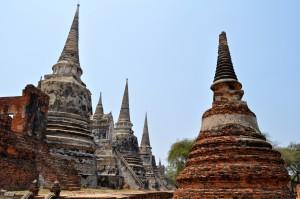 Wat Maha That, Thailand